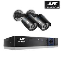UL-tech CCTV Camera Home Security System DVR 1080P HD Camera Set Outdoor IP Kit
