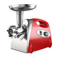2800W Electric Meat Grinder Mincer Sausage Filler Kibbe Maker Stuffer Kitchen Red
